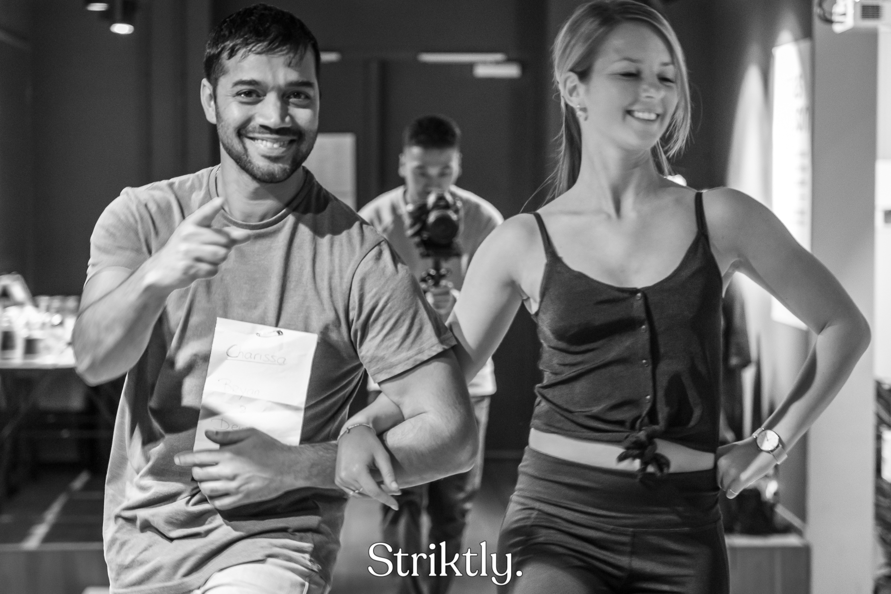 Striktly dancewear - Bryan en Dewi