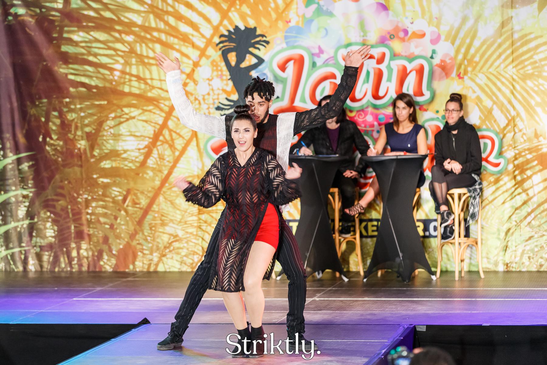 Striktly DF Contest - outfit designer Lida