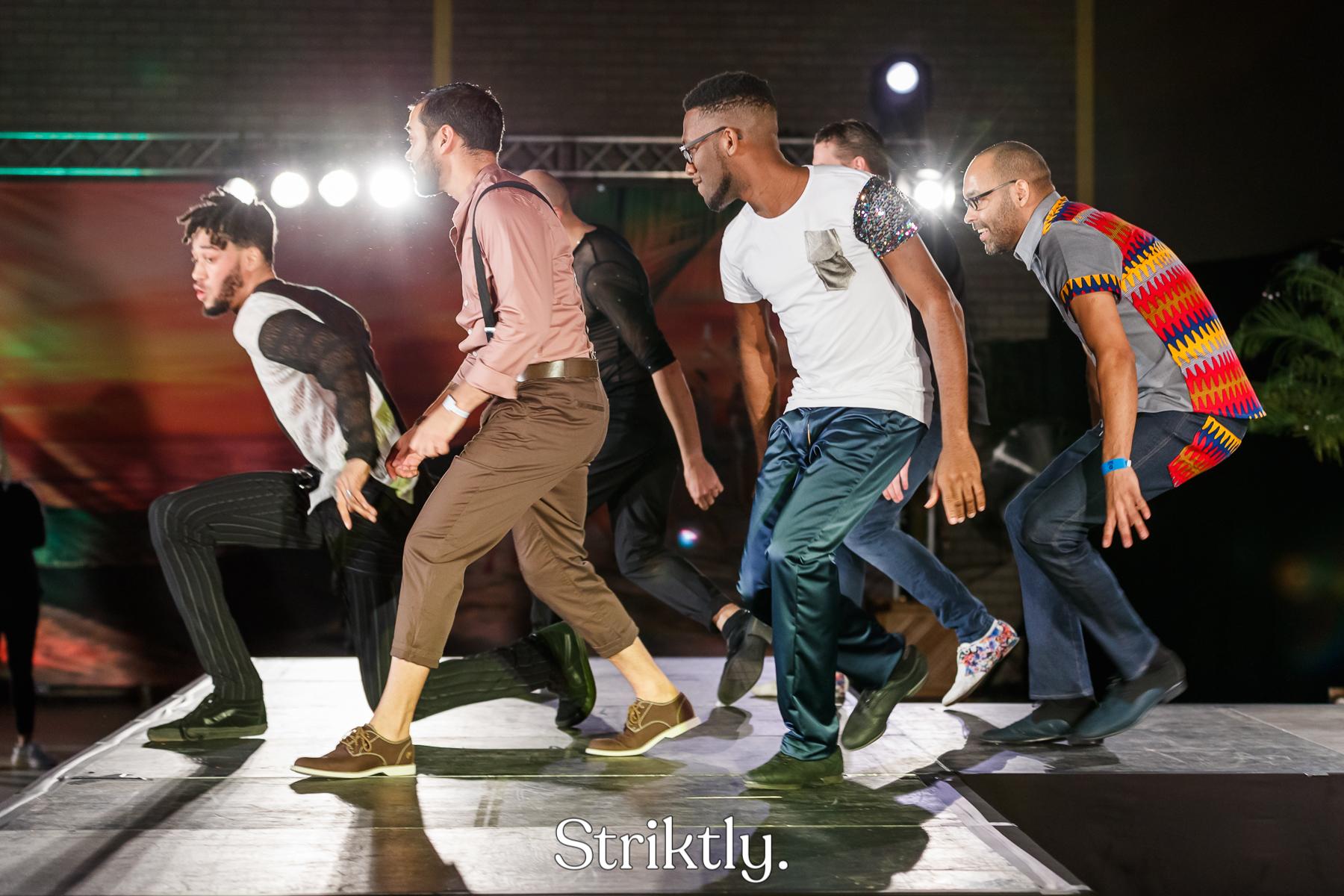 Striktly Dancewalk - Run 2 mannen