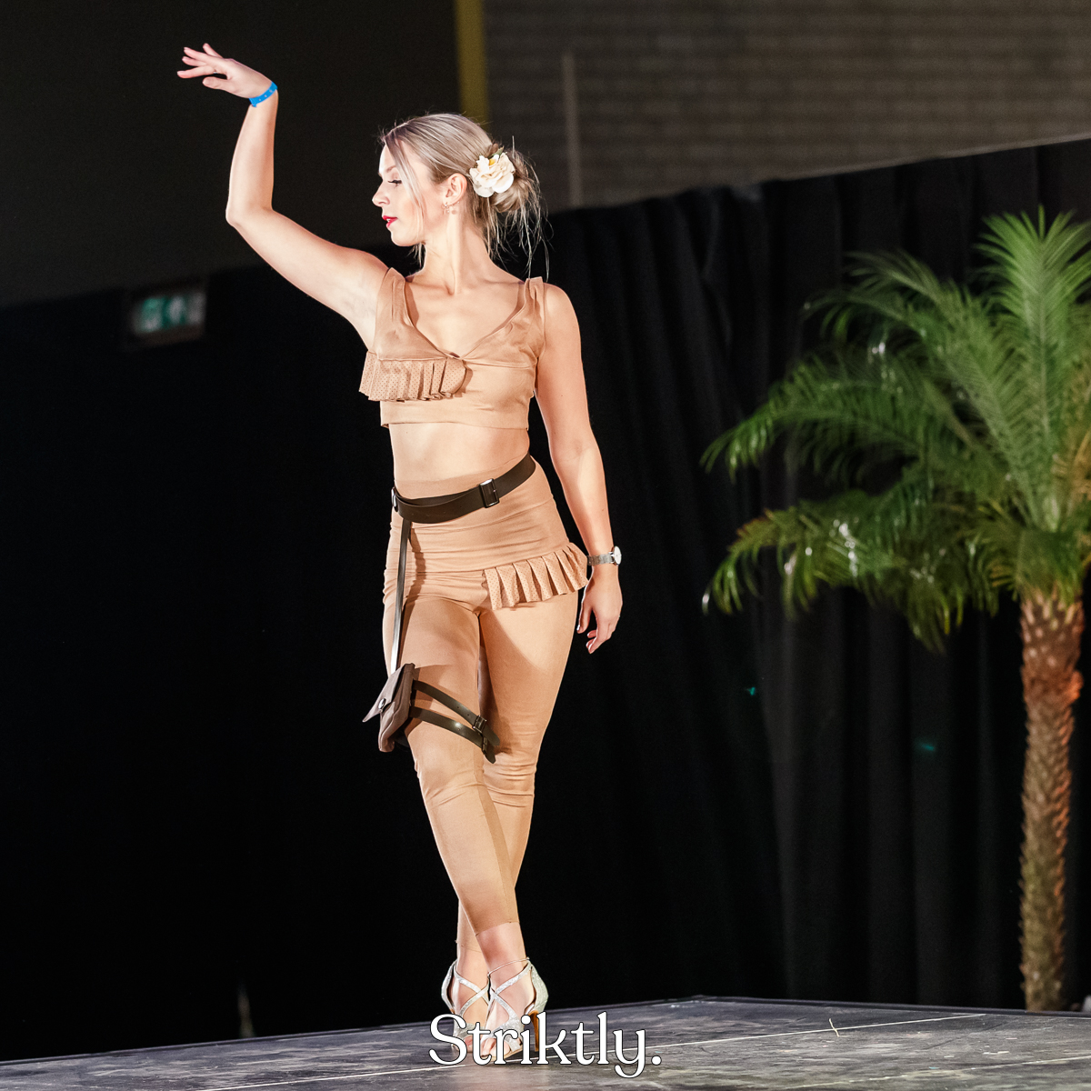 Striktly Dancewear - Dewi winnaar