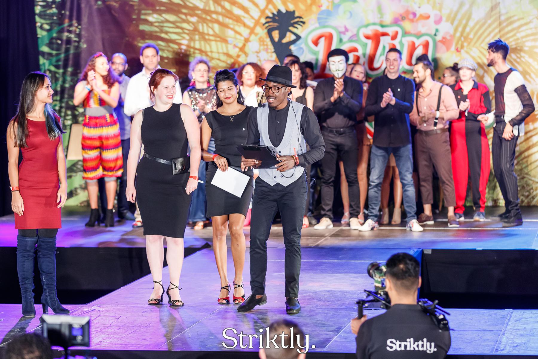Striktly Danceable Fashion Contest - winner