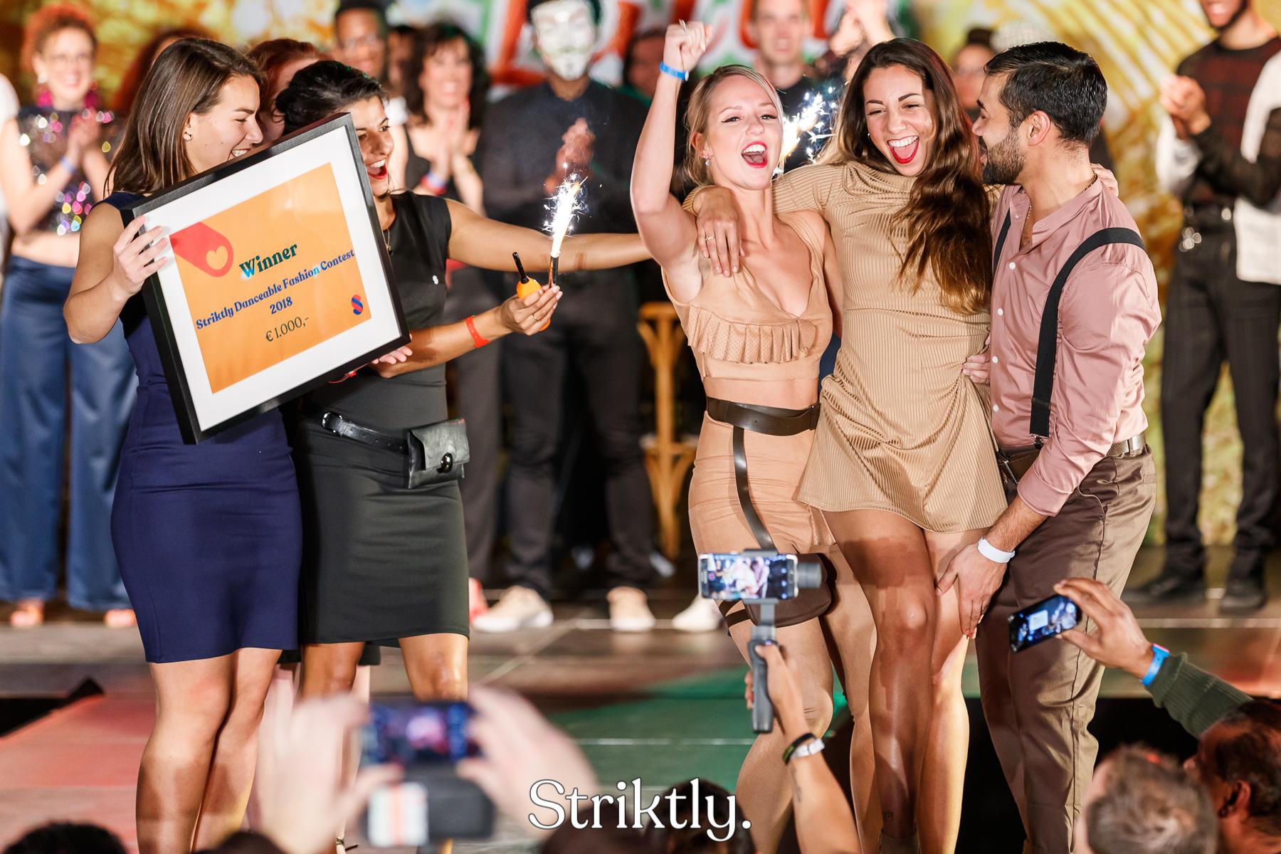 Striktly dancewear - winner